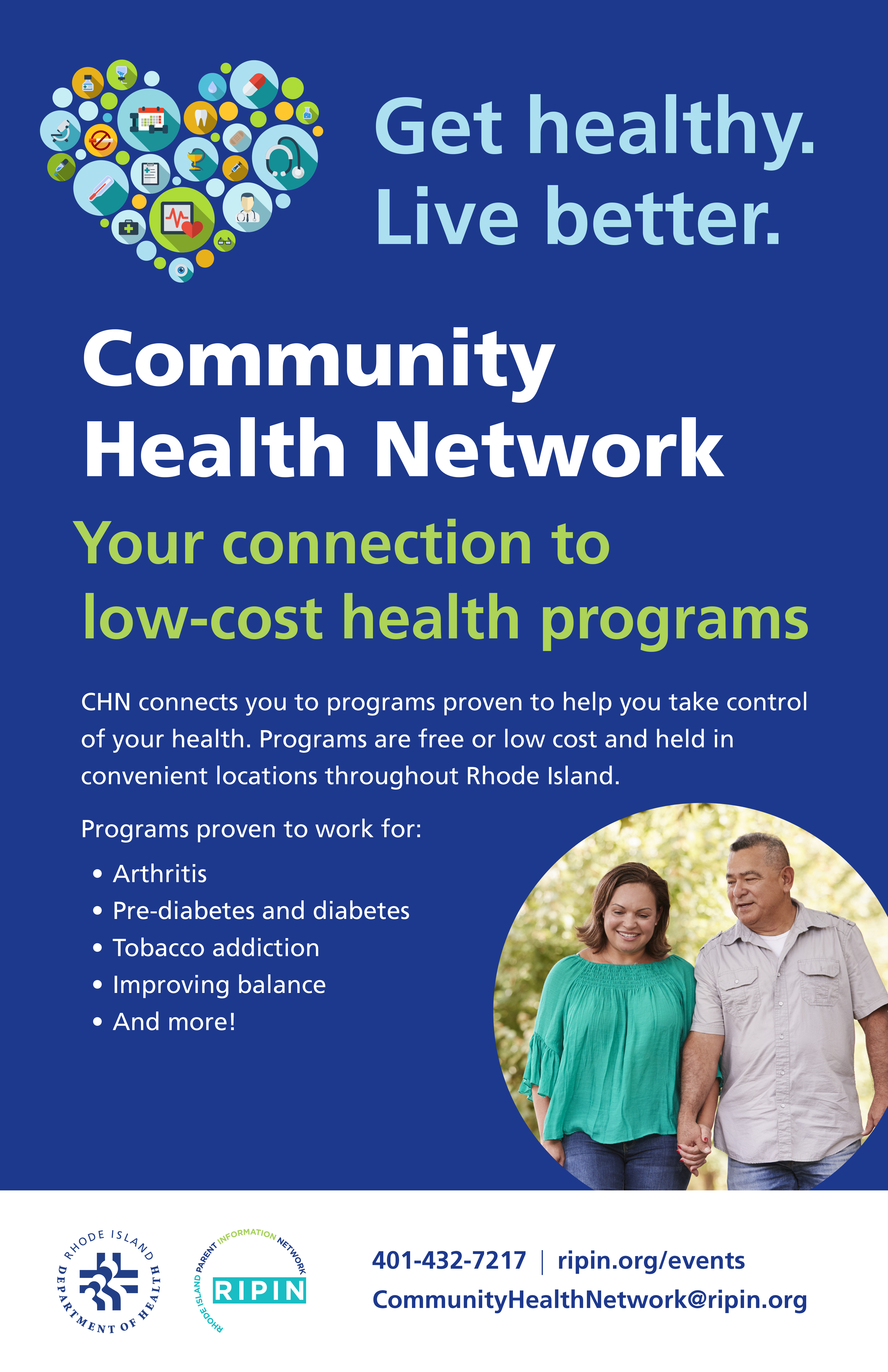 Community Health Network - Poster